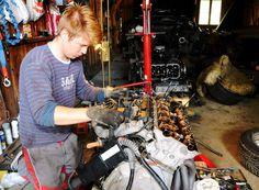 Start doing auto repairs yourself