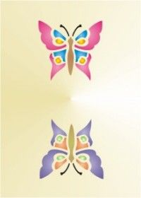 Free Printable Butterfly 1