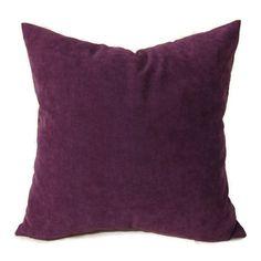Plum Pillow, Purple Velvet Pillow, Plum Velvet Bed Pillow, Purple... (31 BAM) ❤ liked on Polyvore featuring home, home decor, throw pillows, purple throw pillows, velvet accent pillows, plum throw pillows, purple accent pillows and purple home decor