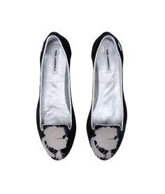 Karl Lagerfeld K/Slipper Flats