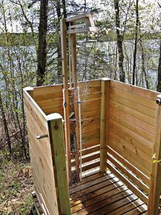"""Just a husband alone in the woods with his DIY project Story & photos by Mike Wilkus Northern Minnesota's average summer temperature is around 60°F. So it was only natural that my wife of 34 years, Barb, would ask: """"Why would anyone want an outdoor shower?"""" So the challenge begins … Two years ago during... Read more"""