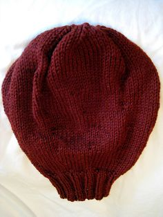 Pattern for Knitted Uterus - teaching tool Why do you need a knitted uterus??...