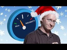 A Naughty Or Nice Meter for Christmas. Skip to about 14:00 to see the finished product in action