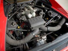 Ferrari 348 GT Competizione '1994 Ferrari 348, Le Mans, Car Show, Grand Prix, Spider, Bike, Cars, Style, Motorcycles