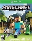 NEW Minecraft: Xbox One Edition (Microsoft Xbox One 2014) - Ships FREE
