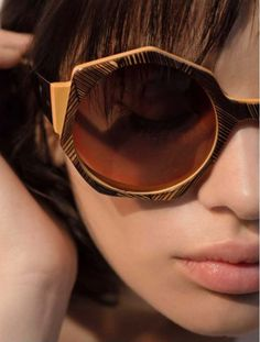 0278f92af35 Special Glasses  two raw brands for spring-summer 2017