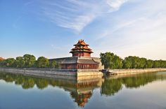 A Sightseeing Tour in Beijing for Tian'anmen Square, Forbidden City, Temple of Heaven and Summer Palace.