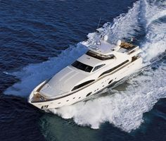 External view Custom Line - CL 112' Next #yacht #luxury #ferretti #customline
