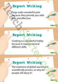 ways to organize an essay