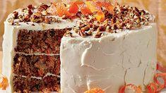 Εύκολη συνταγή για carrot cake