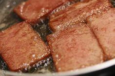 Fried Spam Sandwich Recipe | deep fried spam fried spam sandwich recipe