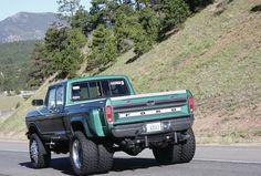 Lifted Trucks : Photo