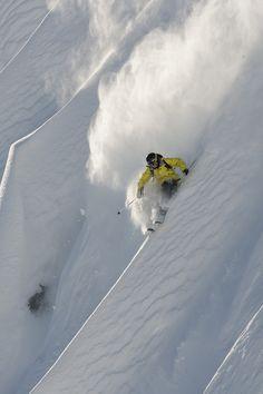 Extreme Skiing - Haines, Alaska