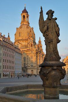 Frauenkirche, Dresden  http://en.wikipedia.org/wiki/Dresden_Frauenkirche