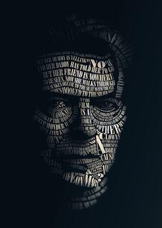 David Bowie - artist unknown ----
