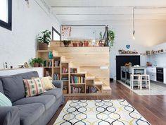¡Atención millennials! Claves para decorar una casa Open Concept