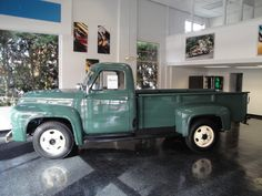 1953 ford truck colors | 1953 Ford F350 | Riley Motorsports
