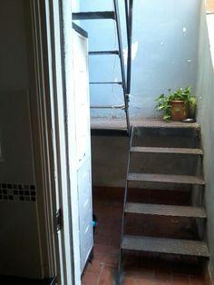 Escalera para terraza