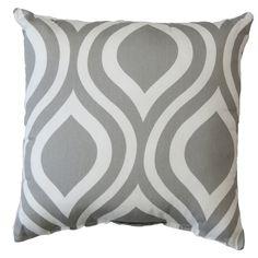 Emily Cotton Throw Pillow