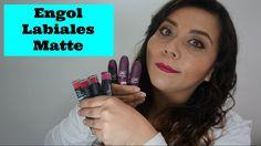 Mis Lips Gloss MATTE | ENGOL Colab Monica Beauty and Makeup Gloss Matte, Lip Gloss, Lips, Makeup, Beauty, Makeup Lips, Maquillaje, Beleza, Face Makeup