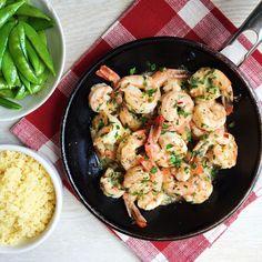 15 Crazy Delicious, Healthy Shrimp Recipes