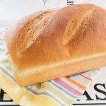 Een heerlijk verwenbrood dit witte melkbrood. Lekker voor het ontbijt op zondagochtend, kopje thee of koffie erbij en langzaam wakker worden!