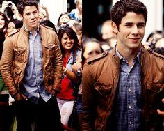 Nick Jonas makes me so happy ❤️