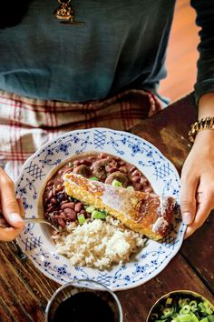 45 Fresh and Fabulous New Recipes: Emily's Red Beans and Rice