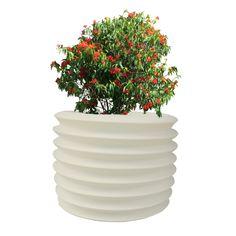 Cream White, Simple Way, Garden Pots, Planter Pots, Lovers, Big, Amazing, Beautiful, Style