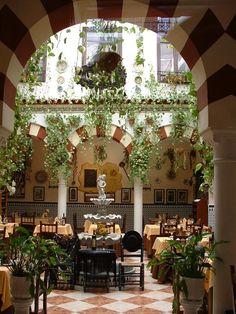 Restaurant in Spain #architecture #culture