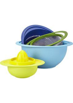 NetAnttila -  5-osainen keittiösetti | Kattaus ja ruoanlaitto
