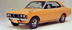 1970 - Mitsubishi begins building a reputation in America with the launch of the Colt under the Dodge nameplate.