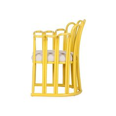 safavieh callista yellow rattan club chair 320 cad liked on polyvore featuring home furniture chairs accent chairs yellow yellow accent chu2026