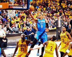 Știri și analize complete din NBA: James și Westbrook-jucătorii lunii în conferințe