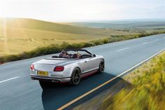 Motor'n | BENTLEY LAUNCHES NEW GT SPEED AND STRIKING BLACK EDITION