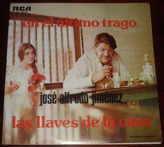 José Alfredo Jiménez - En El Ultimo Trago (Vinyl) at Discogs