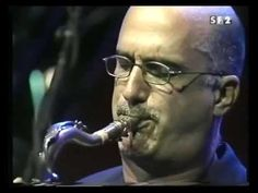 Michael Brecker Solo Concert November 2001 Tracks: 1 Delta City Blues 2 Naima 3 Hot House 4 African Skies 5 Round Midnight (T. Michael Brecker, Tenor Sax, Research And Development, Basel, Jazz, Knowledge, Music, Youtube, Collection