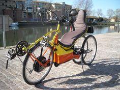 Résultats de recherche d'images pour « easy recumbent bike plan »