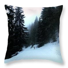 Snowboard Throw Pillow featuring the photograph Snowboard by Cuiava Laurentiu Pillow Reviews, Pillow Sale, Basic Colors, Love Is All, Poplin Fabric, How To Be Outgoing, Snowboard, Color Show, Pillow Inserts