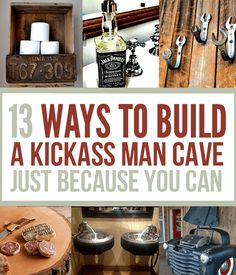 man-cave-projects