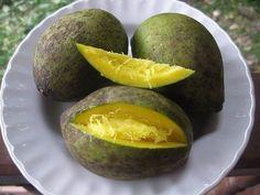 На острове Борнео есть необычный фрукт бам-балан. Внешне он похож на манго, но вкусом как борщ со сметаной.