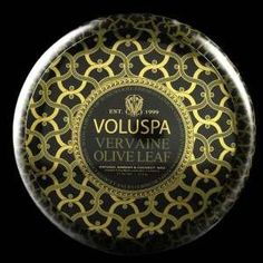 Voluspa 2 Wick Candle TinVervaine Olive Leaf >>> You can find more details by visiting the image link.