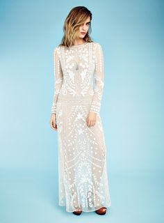Miss Selfridge: Indochine Stunning! Part of my amazing wardrobe! Ibiza Outfits, All White, Miss Selfridge, Style Me, Fashion Inspiration, Challenge, Retail, Boho, Wedding Dresses