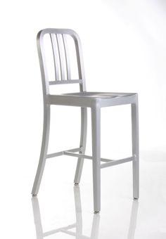 BAR STOOLS:  Aluminum Barstool