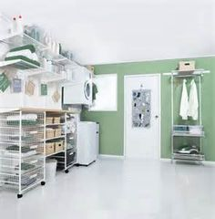 Examples of Elfa Laundry Room - Yahoo Image Search Results