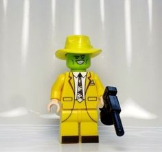 The mask Lego Minifigure