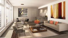 Two floor-through apartments at the unbuilt 21W20 development have hit the market. The identical two-bedroom, two-bathroom apartments are comprised of 1,302-square-feet of state-of-the-art...