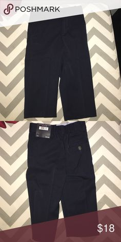 NWT toddler dress pants These are navy Tommy Hilfiger Bottoms