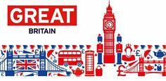 Great Britain <3 #VisitBritain #GreatBritain #Grã-Bretanha #Dica #Dicasdeviagem #Viagem #ENV