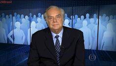 ARNALDO JABOR comenta os recibos fajutos de LULA